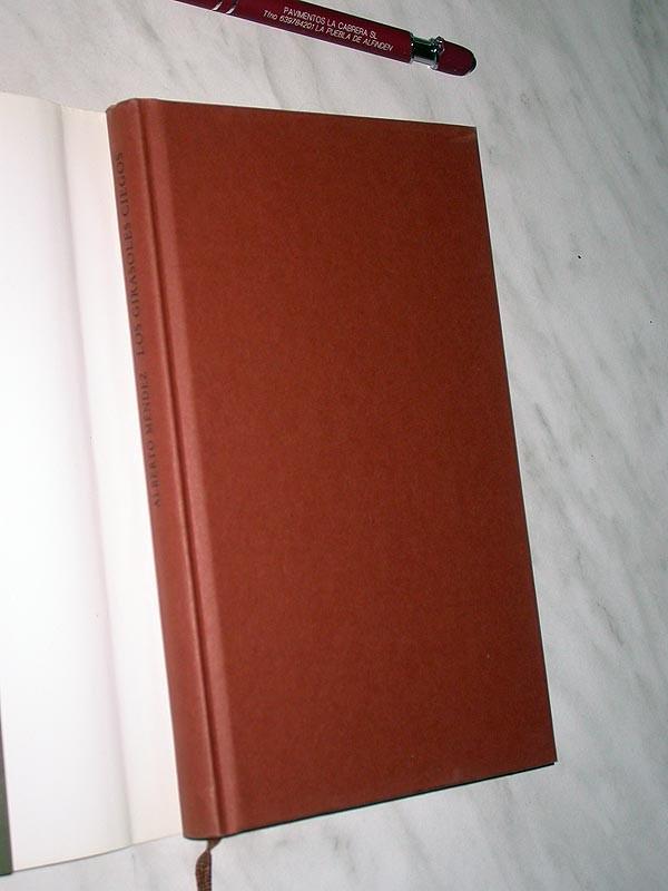Libros de segunda mano: LOS GIRASOLES CIEGOS. ALBERTO MÉNDEZ. CÍRCULO DE LECTORES, 2005. GUERRA CIVIL ESPAÑOLA. +++ - Foto 2 - 111423155