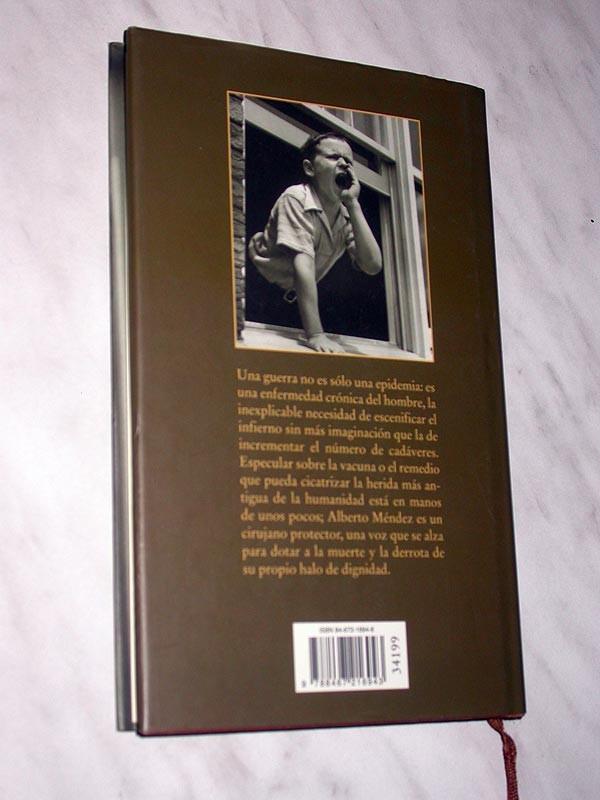 Libros de segunda mano: LOS GIRASOLES CIEGOS. ALBERTO MÉNDEZ. CÍRCULO DE LECTORES, 2005. GUERRA CIVIL ESPAÑOLA. +++ - Foto 4 - 111423155