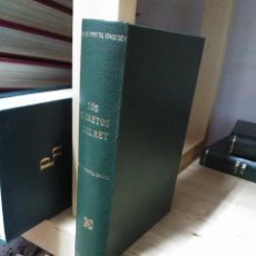 Libros de segunda mano - LOS SECRETOS DEL REY. R. ORTEGA Y FRIAS. EDITORIAL TESORO año 1946 - 111486535