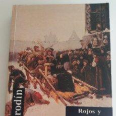 Libros de segunda mano: LESLIE ARLEN - ROJOS Y BLANCOS. Lote 111977655