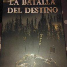 Libros de segunda mano: LA BATALLA DEL DESTINO .ARTUR BALDER ( INEDITA ). Lote 112613255