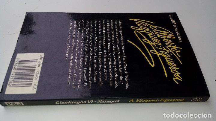 Libros de segunda mano: CIENFUEGOSVI-XARAGUA-ALBERTO VÁZQUEZ FIGUEROA-PLAZA JANES 1993 - Foto 2 - 113305503