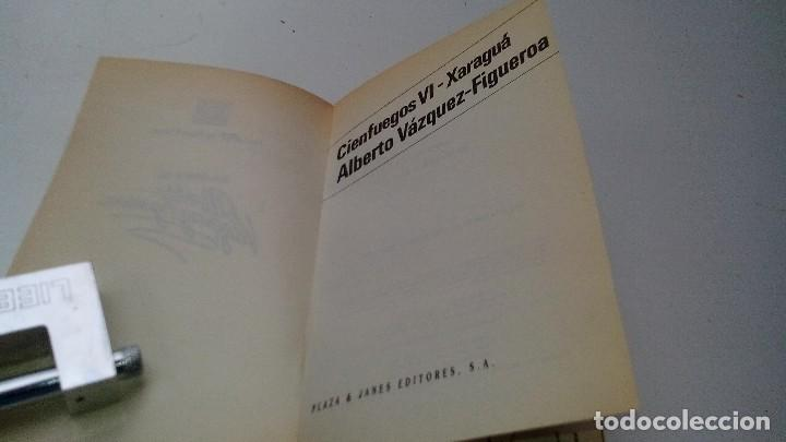 Libros de segunda mano: CIENFUEGOSVI-XARAGUA-ALBERTO VÁZQUEZ FIGUEROA-PLAZA JANES 1993 - Foto 3 - 113305503