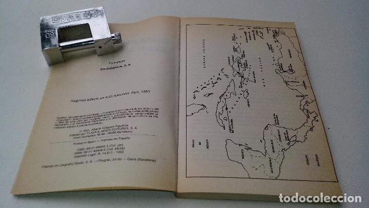 Libros de segunda mano: CIENFUEGOSVI-XARAGUA-ALBERTO VÁZQUEZ FIGUEROA-PLAZA JANES 1993 - Foto 5 - 113305503