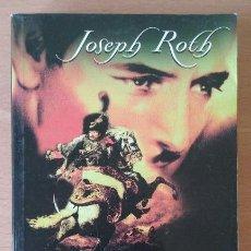 Libros de segunda mano: LA MARCHA RADETZKY. JOSEPH ROTH. POCKET EDHASA.. Lote 113479499