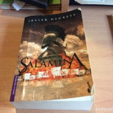 Libros de segunda mano: SALAMINAS ##JAVIER NEGRETE##. Lote 119575234