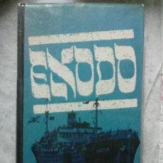 Libros de segunda mano: EXODO. LEON URIS. Lote 114093483