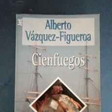 Libros de segunda mano: CIENFUEGOS - ALBERTO VÁZQUEZ - FIGUEROA - P&J 1999.. Lote 114514115