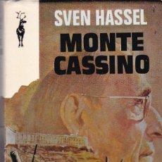 Libros de segunda mano - SVEN HASSEL - MONTE CASSINO - G. P. EDITORIAL 1965 - 115196975