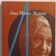 Libros de segunda mano: LA TORRE VIGÍA, DE ANA MARÍA MATUTE. Lote 195534133