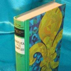 Libros de segunda mano: ANGÉLICA Y EL COMPLOT DE LAS SOMBRAS, SERGE Y ANNE GOLON (11) · CÍRCULO DE LECTORES. Lote 115606311
