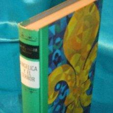 Libros de segunda mano: ANGÉLICA Y EL TERROR (9 EN COLECCIÓN INICIAL) · CÍRCULO DE LECTORES. Lote 115606503
