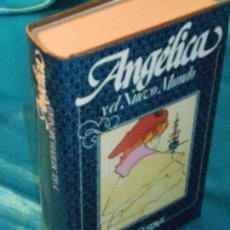 Libros de segunda mano: ANGÉLICA Y EL NUEVO MUNDO, SERGE Y ANNE GOLON (7) · CÍRCULO DE LECTORES. Lote 115607335