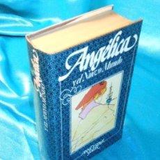 Libros de segunda mano: ANGÉLICA Y EL NUEVO MUNDO (7) · CÍRCULO DE LECTORES. Lote 115611219