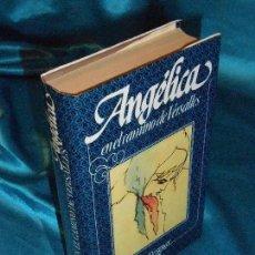 Libros de segunda mano: ANGÉLICA EN EL CAMINO DE VERSALLES, SERGE Y ANNE GOLON (2) · CÍRCULO DE LECTORES. Lote 115688031