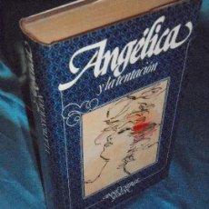 Libros de segunda mano: ANGÉLICA Y LA TENTACIÓN, SERGE Y ANNE GOLON (8) · CÍRCULO DE LECTORES. Lote 115692903
