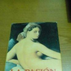 Libros de segunda mano: LA PASIÓN, JEANETTE WINTERSON. Lote 116491431
