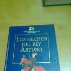 Libros de segunda mano: LOS HECHOS DEL REY ARTURO, JOHN STEINBECK. Lote 116562459