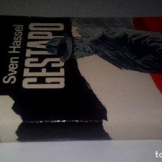 Libros de segunda mano: GESTAPO-SVEN-GP RENO / PLAZA & JANES 1978. Lote 117665191