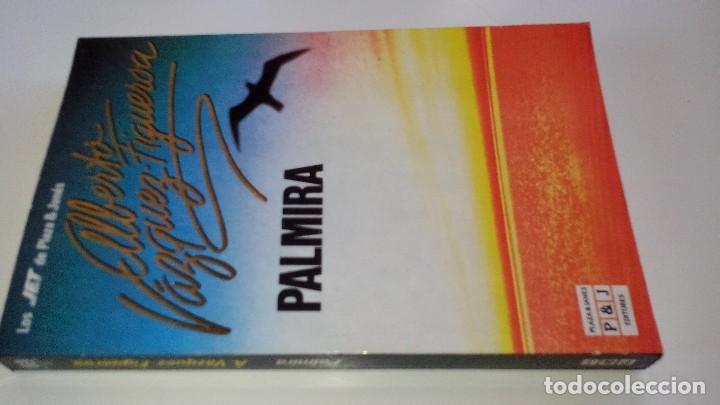 PALMIRA-ALBERTO VÁZQUEZ-FIGUEROA-PLAZA & JANES (Libros de Segunda Mano (posteriores a 1936) - Literatura - Narrativa - Novela Histórica)
