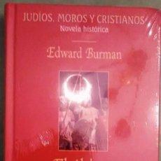 Libros de segunda mano: EL ÚLTIMO TEMPLARIO DE EDWARD BURMAN. . Lote 119944399