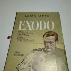 Libros de segunda mano: EXODO. LEON URIS.. Lote 120030880