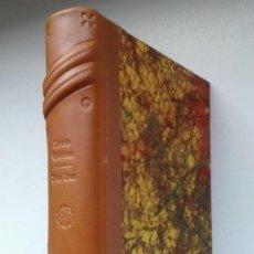 Libros de segunda mano: BEN-HUR (1970) / LEWIS WALLACE. CÍRCULO DE AMIGOS DE LA HISTORIA. ENCUADERNACIÓN ARTESANAL.. Lote 122967947