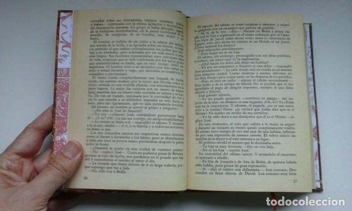 Libros de segunda mano: Ben-Hur (1970) / Lewis Wallace. Círculo de Amigos de la Historia. Encuadernación artesanal. - Foto 10 - 122967947