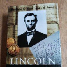Libros de segunda mano: LINCOLN. GORE VIDAL. Lote 123022535