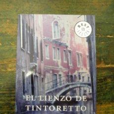 Libros de segunda mano: EL LIENZO DE TINTORETTO; THIERRY MAUGENEST; DEBOLSILLO; 9788483463093. Lote 125127667