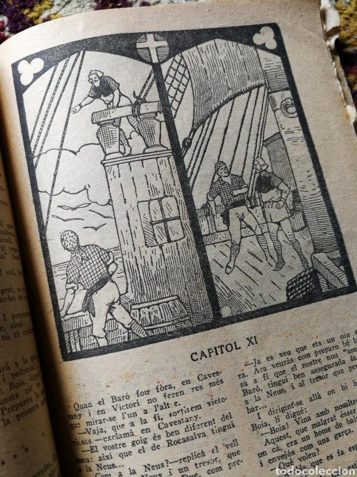 Libros de segunda mano: VICTORI, EL FIDEL SERVENT- COL.LECCIONS POPULARS CATALANES, EMILI GRAELLS. - Foto 3 - 125345434