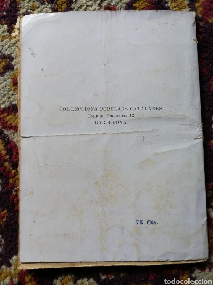Libros de segunda mano: VICTORI, EL FIDEL SERVENT- COL.LECCIONS POPULARS CATALANES, EMILI GRAELLS. - Foto 4 - 125345434