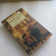 Libros de segunda mano: LUIS MATEO DÍEZ APÓCRIFO DEL CLAVEL Y LA ESPINA ALFAGUARA BOLSILLO 1992 1ª ED. Lote 125887575
