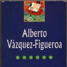Libros de segunda mano: PIRATAS - ALBERTO VAZQUEZ-FIGUEROA *. Lote 125945531