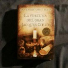 Libros de segunda mano: LA FORTUNA DEL GRAN JACQUES COEUR. Lote 127468386