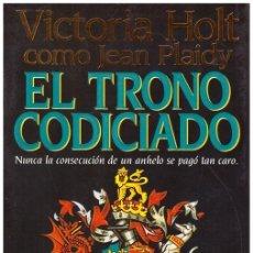 Libros de segunda mano: EL TRONO CODICIADO.. Lote 64244862