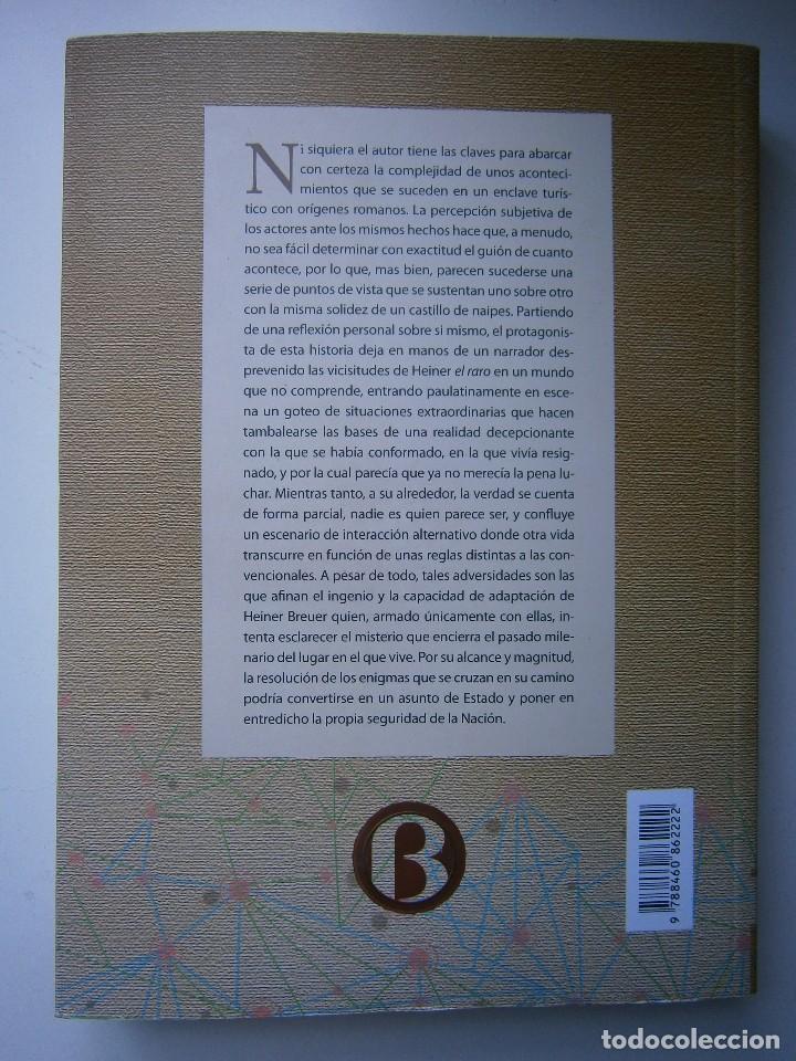 Libros de segunda mano: UNA CARTA DESDE ORION LA SAGA DE LOS BREUER Huarte Castro 2016 - Foto 4 - 128938995