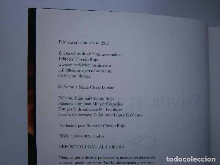 Libros de segunda mano: VELVUR EL DRUIDA Antonia Chico Lobato Circulo Rojo 1 edicion 2015 - Foto 9 - 128940935