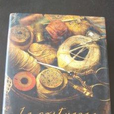 Libros de segunda mano: LA COSTURERA - FRANCÉS DE PONTES PEEBLES (1ª EDICIÓN). Lote 129003351