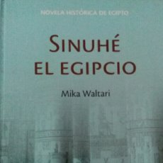 Libros de segunda mano - Sinuhé, el egipcio. Mika Waltari. - 136262192