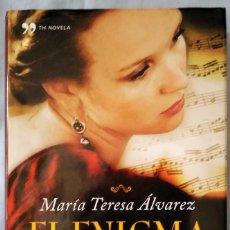 Libros de segunda mano: EL ENIGMA DE ANA. AUTOGRAFIADO.MARIA TERESA ÁLVAREZ. Lote 130051131
