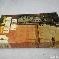 Libros de segunda mano: LIQUIDAD PARIS-SVEN HASSELRENO-EDICIONES GP-CJ140. Lote 131066964