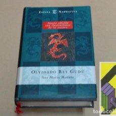 Libros de segunda mano: MATUTE, ANA MARÍA:OLVIDADO REY GUDÚ. Lote 131277715