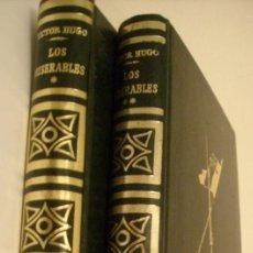 Libros de segunda mano: LOS MISERABLES - VICTOR HUGO. Lote 131509242