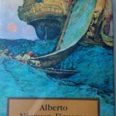 Libros de segunda mano: TIEMPO DE CONQUISTADORES. ALBERTO VÁZQUEZ FIGUEROA. CIRCULO DE LECTORES. AÑO 2000. CARTONÉ CON SOBRE. Lote 133226431