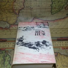Libros de segunda mano: BEN HUR- LEWIS WALLACE- 1965. Lote 133760666