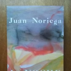 Libros de segunda mano: LA NOCHE CELTA, JUAN NORIEGA, 1991, ASTURIAS. Lote 144563404