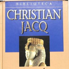 Libros de segunda mano - RAMSÉS - LA DAMA DE ABU SIMBEL / CHRISTIAN JACQ - 135272758
