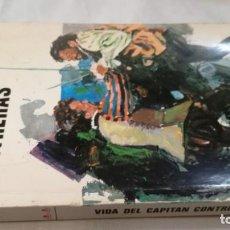 Libros de segunda mano: VIDA DEL CAPITAN CONTRERAS-ALONSO DE CONTRERAS/ EDITORIAL SOPENA. Lote 136136722