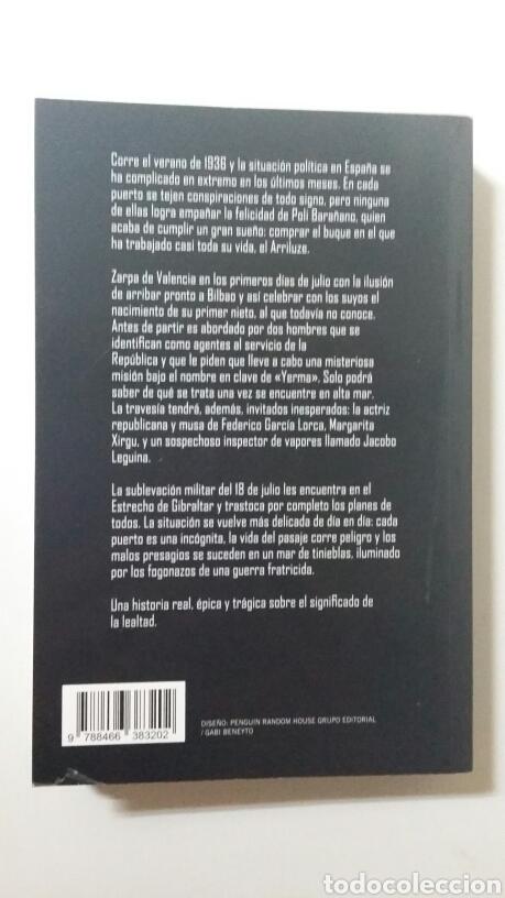 Libros de segunda mano: El capitán del Arriluze. Luis de Lezama. 2018 - Foto 2 - 136314660